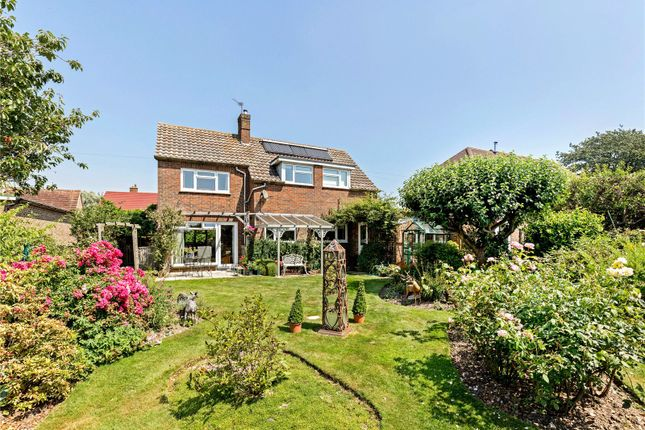 Thumbnail Detached house for sale in Flaxman Avenue, Chichester, West Sussex