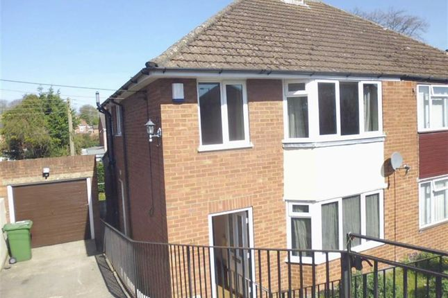 Thumbnail Semi-detached house for sale in The Crescent, Summerhayes, Cam