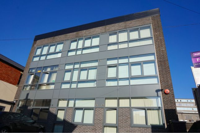 Thumbnail Flat for sale in Bramble Street, Derby