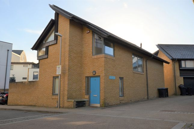 Thumbnail Detached house for sale in Pitchway, Newhall, Harlow