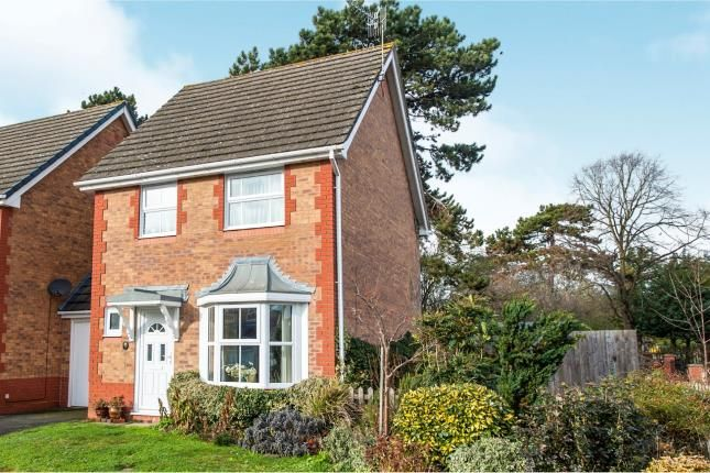 Thumbnail Detached house for sale in Aintree Road, Stratford-Upon-Avon, Warwickshire