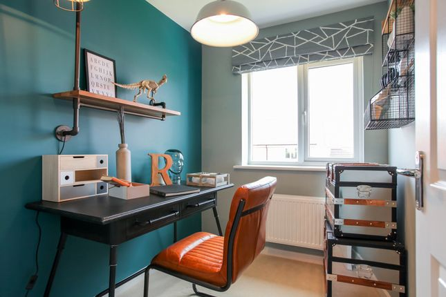 """Terraced house for sale in """"The Hanbury"""" at Shepherds Green Road, Shirley, Solihull"""
