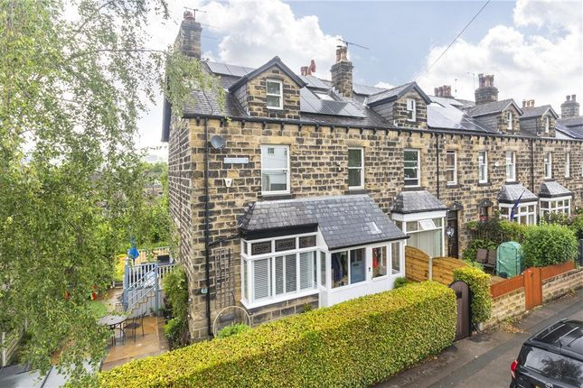 Thumbnail End terrace house for sale in Ashburn Place, Ilkley