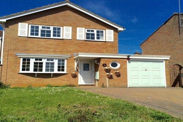 Thumbnail Detached house to rent in Busby Close, Buckingham