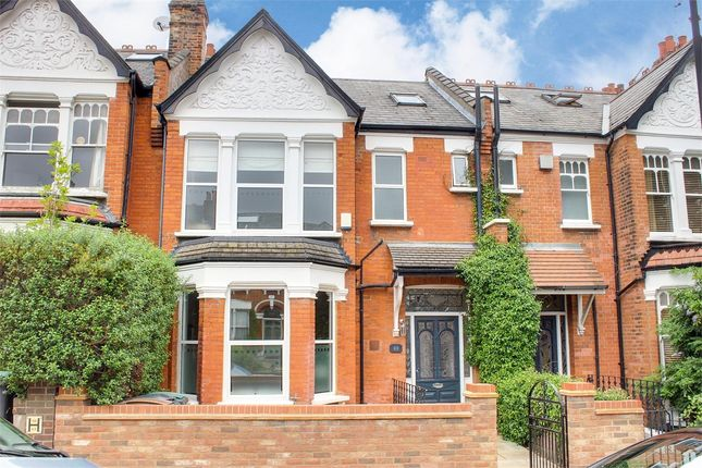 Thumbnail Terraced house for sale in Muswell Road, Muswell Hill, London
