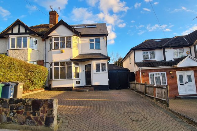 Semi-detached house for sale in Cat Hill, East Barnet, Barnet