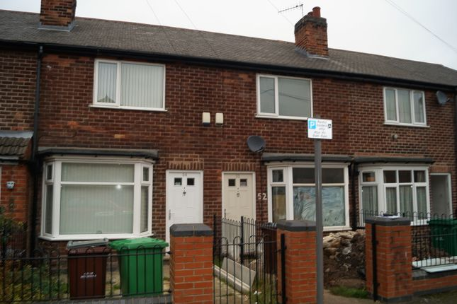 Thumbnail Terraced house to rent in Holland Street, Nottingham