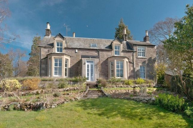 Thumbnail Detached house to rent in Pendreich Road, Bridge Of Allan, Stirling