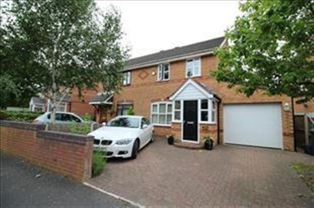 Thumbnail Property to rent in Rees Park, Burscough, Ormskirk