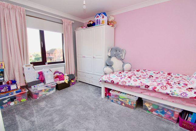 Bedroom Three of The Grange, Newton Aycliffe DL5