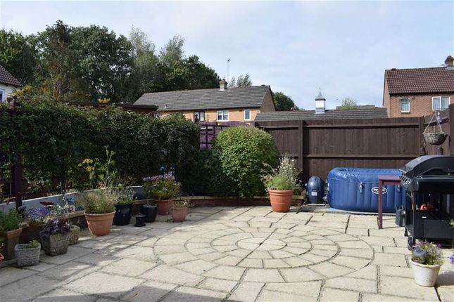 Garden of Sandown Drive, Chippenham, Wiltshire SN14