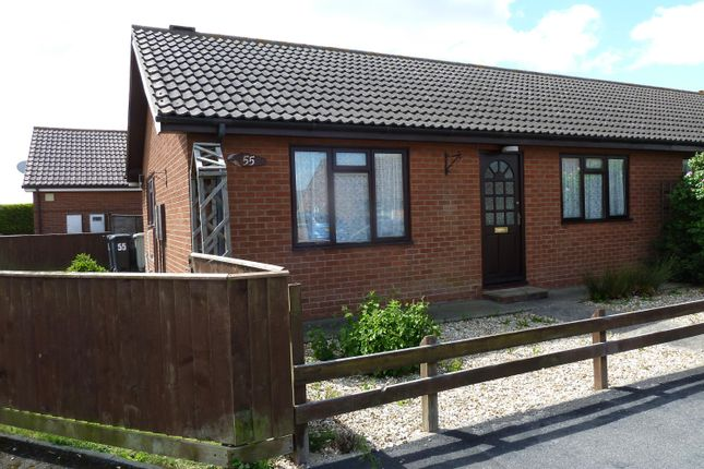 Thumbnail Semi-detached bungalow for sale in Brooke Drive, Mablethorpe