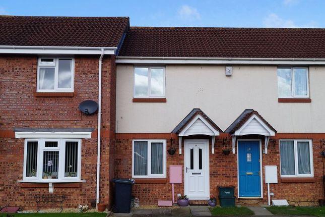Thumbnail Terraced house for sale in Farmington Close, Abbeymead, Gloucester