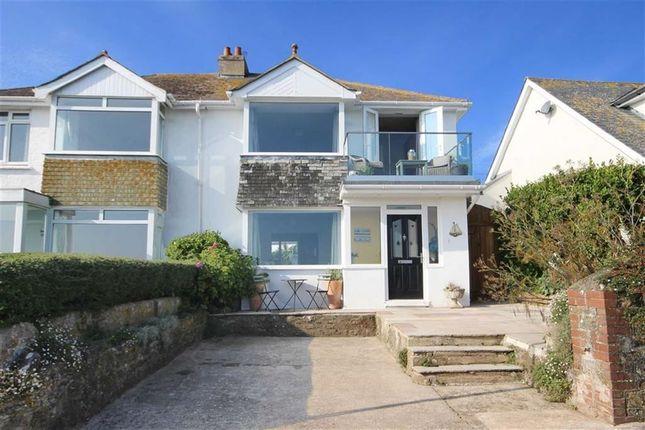 Thumbnail Semi-detached house for sale in North Furzeham Road, Furzeham, Brixham