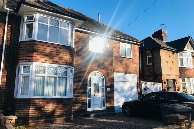 Thumbnail Semi-detached house to rent in Oakley Road, Leagrave, Luton