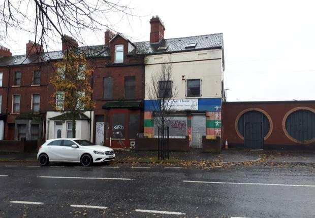 Thumbnail Industrial for sale in Duncairn Gardens, Belfast, County Antrim