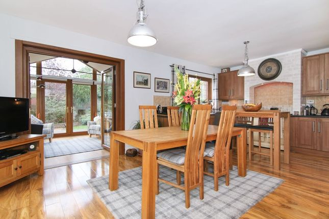 Thumbnail Detached house for sale in Seven Pines, 3 Wellington Cottages, Nr Penicuik