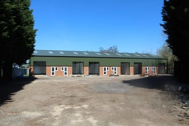 Thumbnail Light industrial for sale in Units 1 - 8 Lodge Yard, Bicester Road, Woodham, Aylesbury, Buckinghamshire