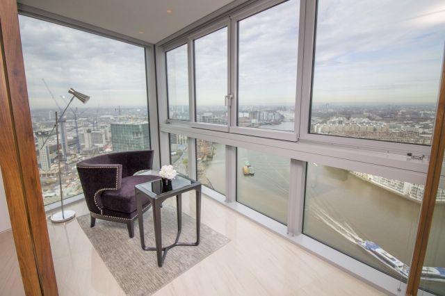 Thumbnail Flat to rent in Nine Elms Lane, Nine Elms
