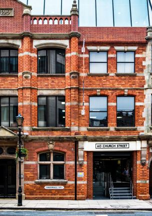 Thumbnail Office to let in 60 Church Street, Birmingham