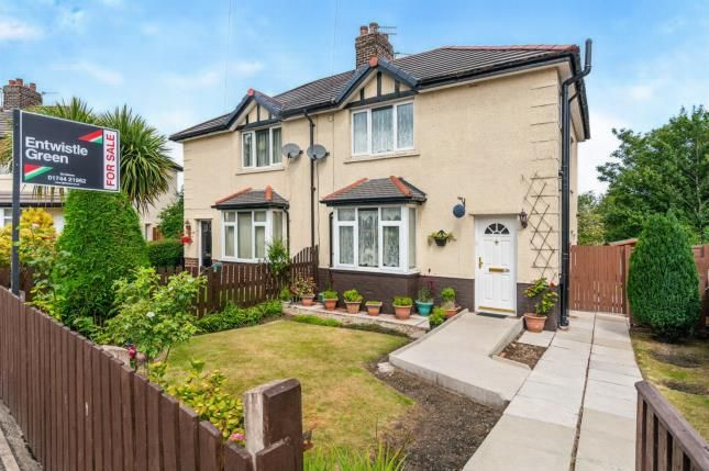 Semi-detached house for sale in Chisnall Avenue, St. Helens, Merseyside