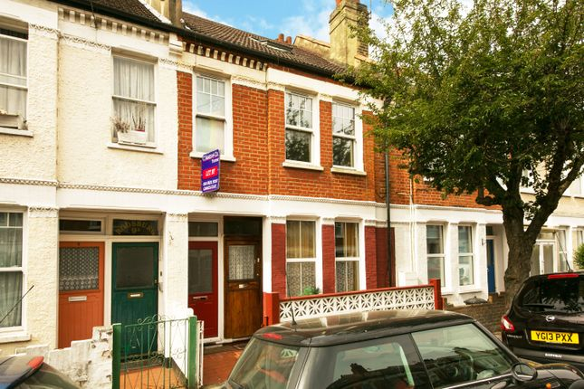 Thumbnail Flat to rent in Coverton Road, Tooting