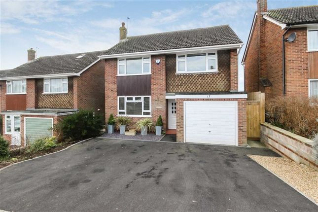 Thumbnail Detached house for sale in Washbourne Road, Royal Wootton Bassett, Wiltshire