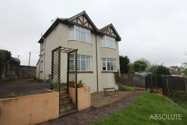 Thumbnail Detached house to rent in Barton Road, Torquay