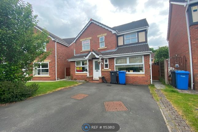 Thumbnail Detached house to rent in California Close, Great Sankey, Warrington