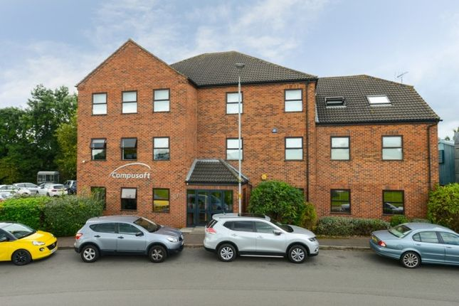 Thumbnail Office for sale in 20 Prince William Road, Loughborough, Loughborough