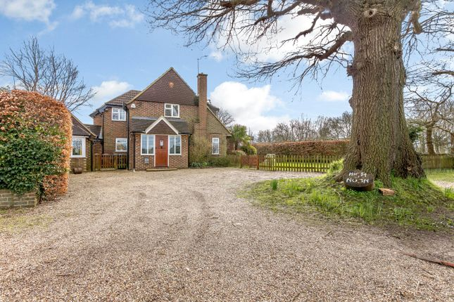 Thumbnail Detached house for sale in Send Hill, Send, Woking, Surrey