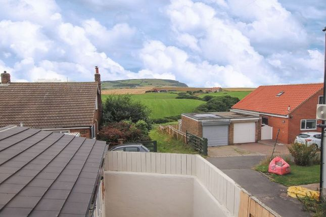 Rear Views of Staithes Lane, Staithes, Saltburn-By-The-Sea TS13