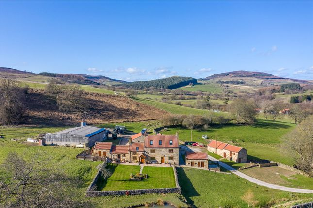 Thumbnail Detached house for sale in Raisdale Estate, Chop Gate, North Yorkshire