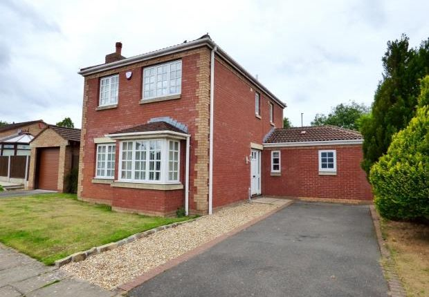 Thumbnail Detached house for sale in Pinecroft, Carlisle, Cumbria