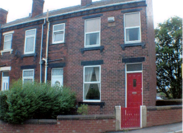 Thumbnail End terrace house to rent in Industrial Street, Horbury, Wakefield