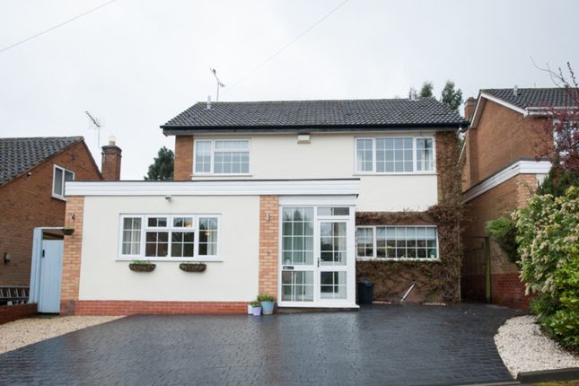 Thumbnail Detached house for sale in Radbourn Drive, Sutton Coldfield