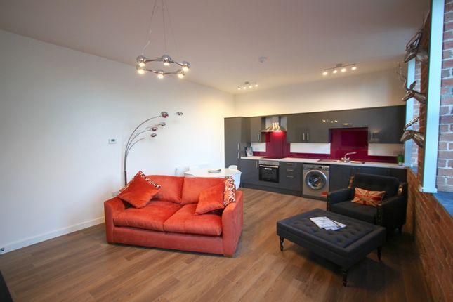 Thumbnail Flat to rent in Nottingham Road, Stapleford