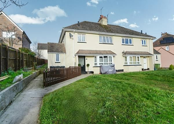 Thumbnail Flat for sale in Kingsteignton, Newton Abbot, Devon