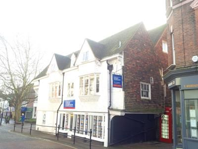Office to let in 2nd Floor Office Space, 1 Middle Row, Ashford, Kent