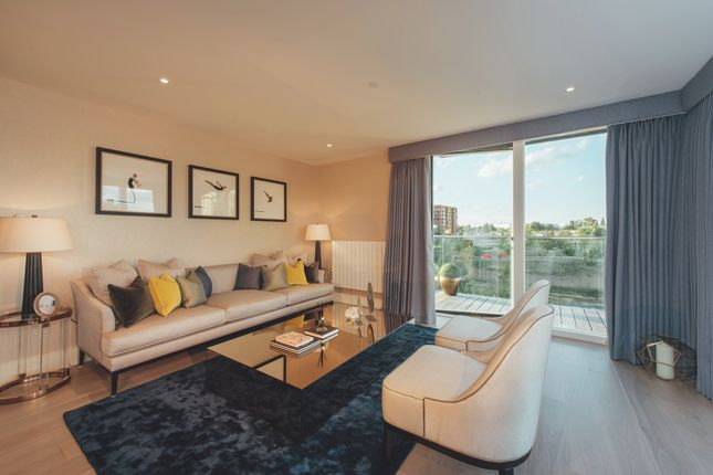 Thumbnail Flat for sale in The Square, Kidbrooke Village