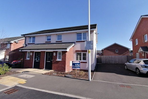 Thumbnail Semi-detached house to rent in Morris Drive, Swansea