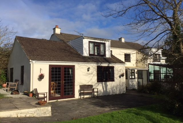 Thumbnail Detached house for sale in Greenbottom, Chacewater, Truro