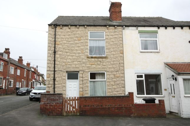 Thumbnail End terrace house to rent in Strawberry Avenue, Garforth, Leeds