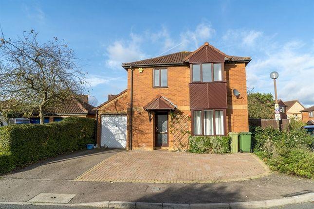 Thumbnail Detached house to rent in Tamworth Stubb, Walnut Tree, Milton Keynes