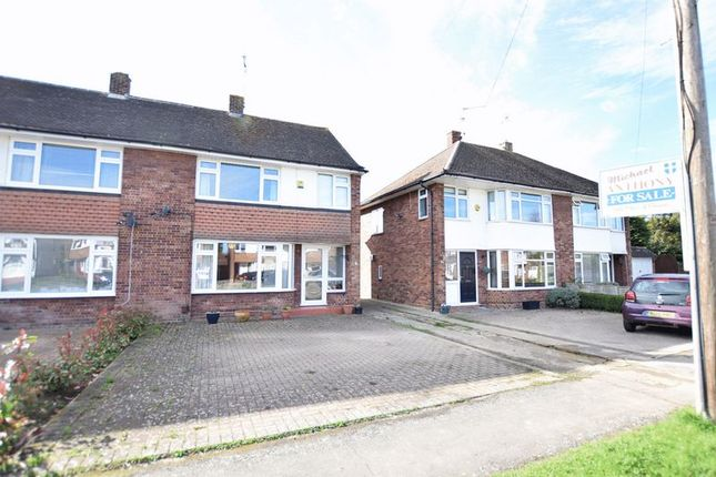 Thumbnail Semi-detached house for sale in Howard Avenue, Aylesbury