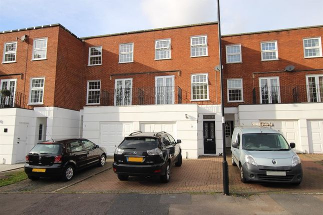 Thumbnail Town house for sale in Mount View, The Ridgeway, Enfield