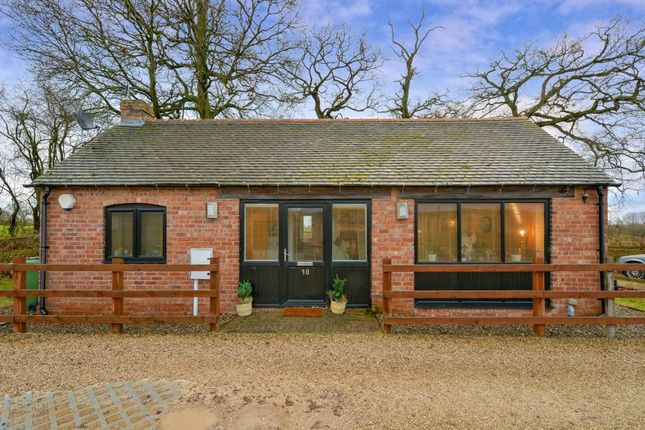 Thumbnail Barn conversion for sale in Cranmoor, Wrottesley Park