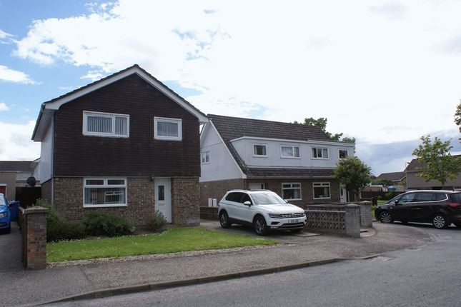 Thumbnail Detached house to rent in Merlin Crescent, Inverness
