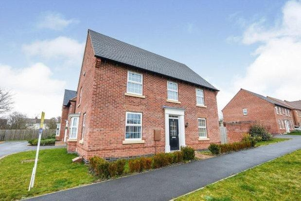 Thumbnail Property to rent in Galloway Road, Burton-On-Trent