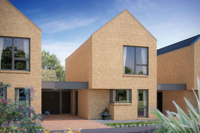 """Thumbnail Link-detached house for sale in """"The Caius"""" at Whittle Avenue, Trumpington, Cambridge"""